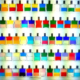 Bild: commons wikimedia - Equilibrium bottles of Aura Soma -by harunoakatuki
